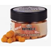 Dynamite Baits Butyric C fluro washed outs Pop Ups 10mm