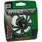 Pletená šňůra Spiderwire Stealth Smooth 8 Moss 150m Green