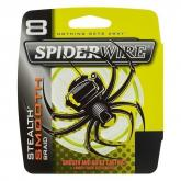 Pletená šňůra Spiderwire Stealth Smooth 8 Moss 150m Yellow