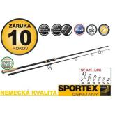Kaprový prut Sportex Paragon Carp Old School