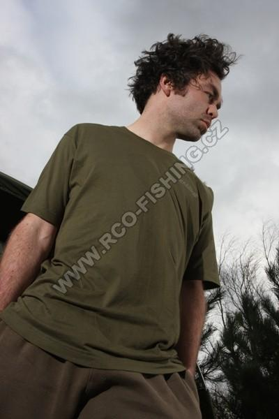 141b05d81b9 Bavlněné tričko Trakker - Rybářské potřeby