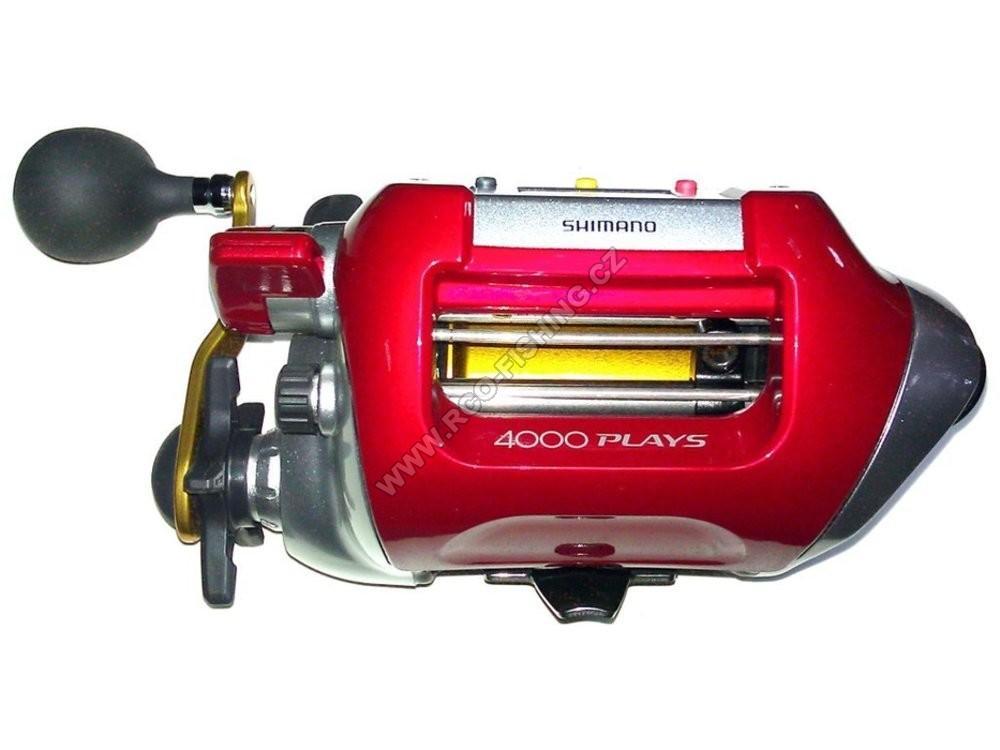 Shimano 4000 plays user manual