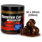 Tandem baits Monster Cat Glugged sumcové pelety 30x20mm