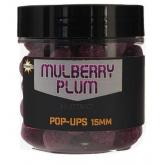 Pop-Ups boilies Dynamite Baits Mulberry Plum Hi-Attract Foodbait 15mm