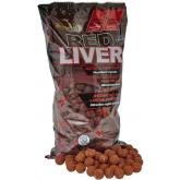 Boilies Starbaits Red Liver 2,5kg