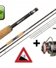 Prut Giants Fishing LXR Feeder + naviják zdarma!
