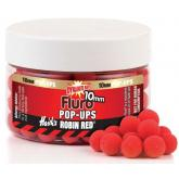 Pop-Ups boilies Dynamite Baits Fluro Robin Red