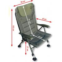 Křeslo Carp Spirit HI Back Level Chair