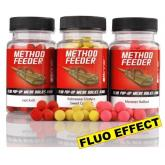 Tandem baits Method Feeder Fluo Pop Up Micro Boilies  8mm